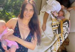 Saadet Işıl Aksoydan annelik paylaşımı