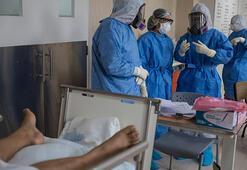 Koronavirüs kabusu yaşatıyor... 24 saatte on binlerce yeni vaka