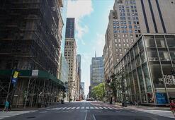 New Yorkta ofislerde çalışma oranı yüzde 10un altında kaldı