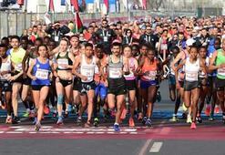 Vodafone İstanbul Yarı Maratonu 20 Eylül'de koşulacak