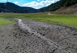 Alibeyköy Barajı alarm veriyor Yüzde 58,52'ye düştü…
