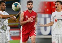 Emre Kılınç, Mert Hakan Yandaş ve Fatih Aksoyun yıldızı Sivassporda parladı