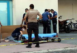 Kayseride korkunç olay 8. kattan atlayan kadın hayatını kaybetti