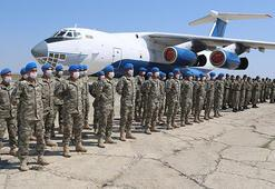 Azerbaycan Cumhurbaşkanı Yardımcısı Hacıyev: Askeri tatbikat düşmana güçlü bir mesaj verecek