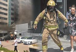 Son dakika... İstanbul Gayrettepede korkutan patlama Ekipler bölgede...