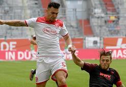 Son dakika | Kaan Ayhan, Fortuna Düsseldorf ile çalışmalara başladı