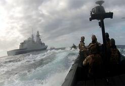 Son dakika... Almanya savaş gemisi ve asker gönderiyor Türkiye düşmanları...