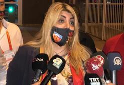 Berna Gözbaşı: Beni çok duygulandırdı