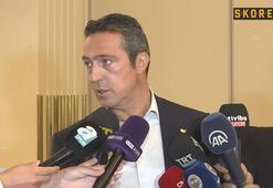Ali Koç, teknik direktör için tarih verdi