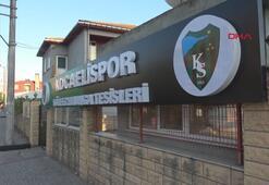 Kocaelispor, idmanlara izolasyon altında devam edecek