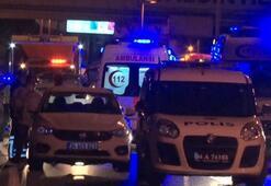 Sağlık çalışanlarının ölümden döndüğü kazada 1 kişi ağır yaralandı