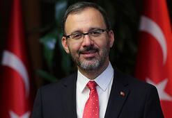 Bakan Kasapoğlundan Tuzlaspora tebrik