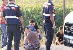 Antalyada feci kaza Ölüm haberini alınca yıkıldılar