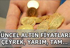 Altın fiyatları 437 lira seviyesinde dengelendi Altın alış ve satış fiyatları