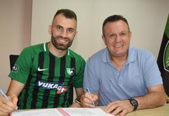 Yukatel Denizlispor, Mustafa Yumluyla 2 yıllık sözleşme imzaladı