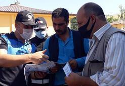 Elazığda polis hayvan sahiplerini sahte paraya karşı uyardı