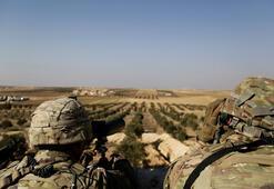 ABD ve Fransa, YPGli teröristlere eğitimi sürdürüyor