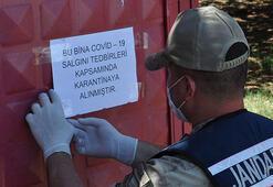 Fabrikada 11 kişide virüs tespit edildi, 530 kişi ev karantinasına alındı