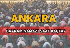 Bayram namazı Ankarada saat kaçta -  Ankara Bayram namazı kaçta kılınacak