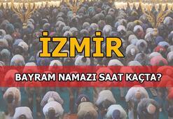 2020 İzmir Bayram namazı saat kaçta Bayram namazı İzmirde kaçta kılınacak