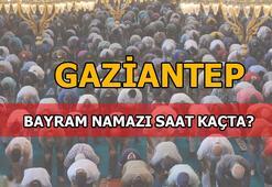 Gaziantepte  bayram namazı saati kaç 2020 Gaziantep bayram namazı vakti nedir