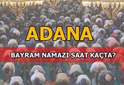 Bayram namazı Adanada saat kaçta kılınacak Adana 2020 Bayram namazı saati...