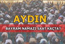 Bayram namazı Aydında saat kaçta kılınacak 2020 Diyanet Aydın bayram namazı saati...