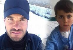 Babasıyla öldürülen 10 yaşındaki İzzet, geçen yıl kalp ameliyatı olmuş