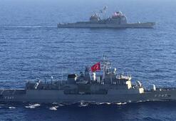 Son dakika... Türkiye ve ABDden Akdenizde tatbikat