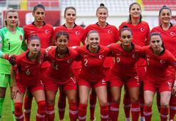 A Milli Kadın Futbol Takımı'nın hazırlık kampı aday kadrosu açıklandı Aycan Yanaç yok...