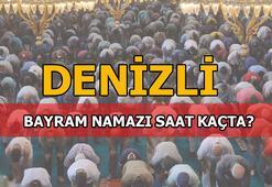 Bayram namazı Denizlide saat kaçta kılınacak 2020 Diyanet Denizli Bayram namazı saati...