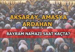 Aksaray, Amasya, Ardahan bayram namazı saat kaçta Kurban Bayram namazı saati