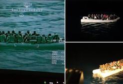 Son dakika... MSB duyurdu Sahil Güvenlik 28 göçmeni kurtardı