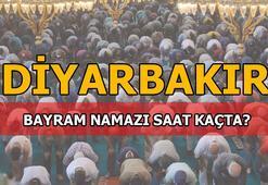 2020 Diyarbakır Bayram namazı saat kaçta kılınacak Bayram namazı Diyarbakırda saat kaçta