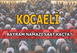 2020 Kocaeli bayram namazı vakitleri Kocaelide bayram namazı saat kaçta kılınacak