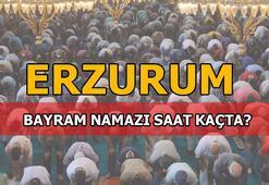 Bayram namazı Erzurumda saat kaçta kılınacak 2020 Diyanet Erzurum Bayram namazı saati...
