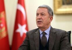 Son dakika... Milli Savunma Bakanı Akar, Arnavutluk Savunma Bakanı ile görüştü