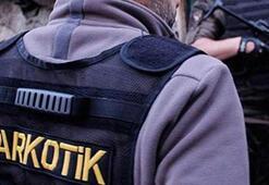Zehir tacirlerine darbe 2 bin 668 şüpheli yakalandı