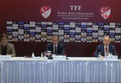 Nihat Özdemir: Süper Lig, TFF 1, 2 ve 3. Ligde düşme olmayacak