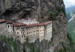 İletişim Başkanlığı hazırladı Sümela Manastırının tanıtımı için internet sitesi