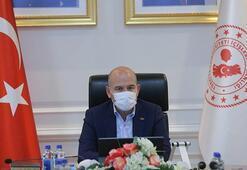 Son dakika | Bakan Soylu ve 81 il valisi arasında kritik Kurban Bayramı toplantısı