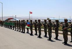Türkiye ve Azerbaycanın geniş kapsamlı ortak askeri tatbikatı başladı