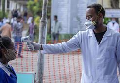 Afrikada corona virüs vaka sayısı 890 bini aştı