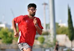 Sinan Ören: Tek hedefim olimpiyatlar