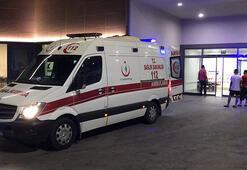 Adanada bir kadın silahlı saldırıya uğradı
