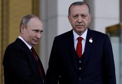 Son dakika... Erdoğandan sınırdaki krizle ilgili Putine birlikte koruyalım çağrısı