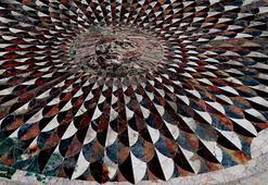 Medusa mozaiği bayramda ziyaretçilerini bekliyor