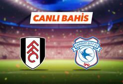 Fulham  - Cardiff maçı canlı bahis heyecanı Misli.comda