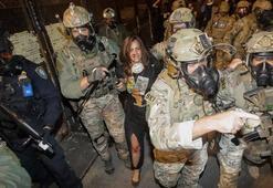 Portlanddan federal kuvvetlerin bir kısmı çekiliyor