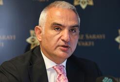 Kültür ve Turizm Bakanı Ersoydan Kurban Bayramı mesajı